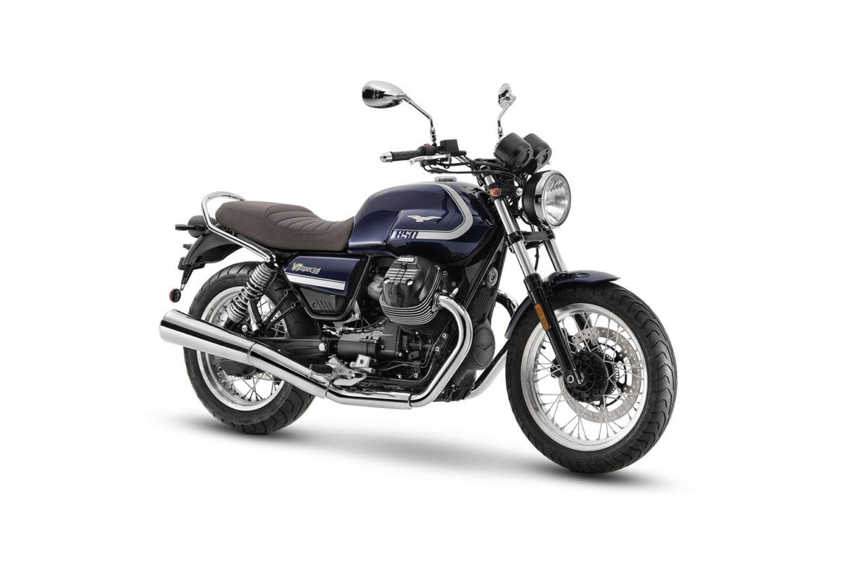 Nouvelle Moto Guzzi V7 2021, le charme à l'italienne