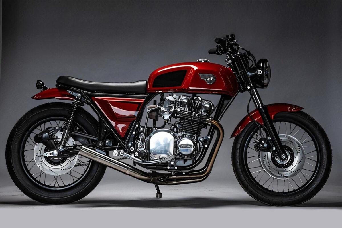 Kawasaki KZ1000 par MotoRelic, la personnalisation en toute simplicité
