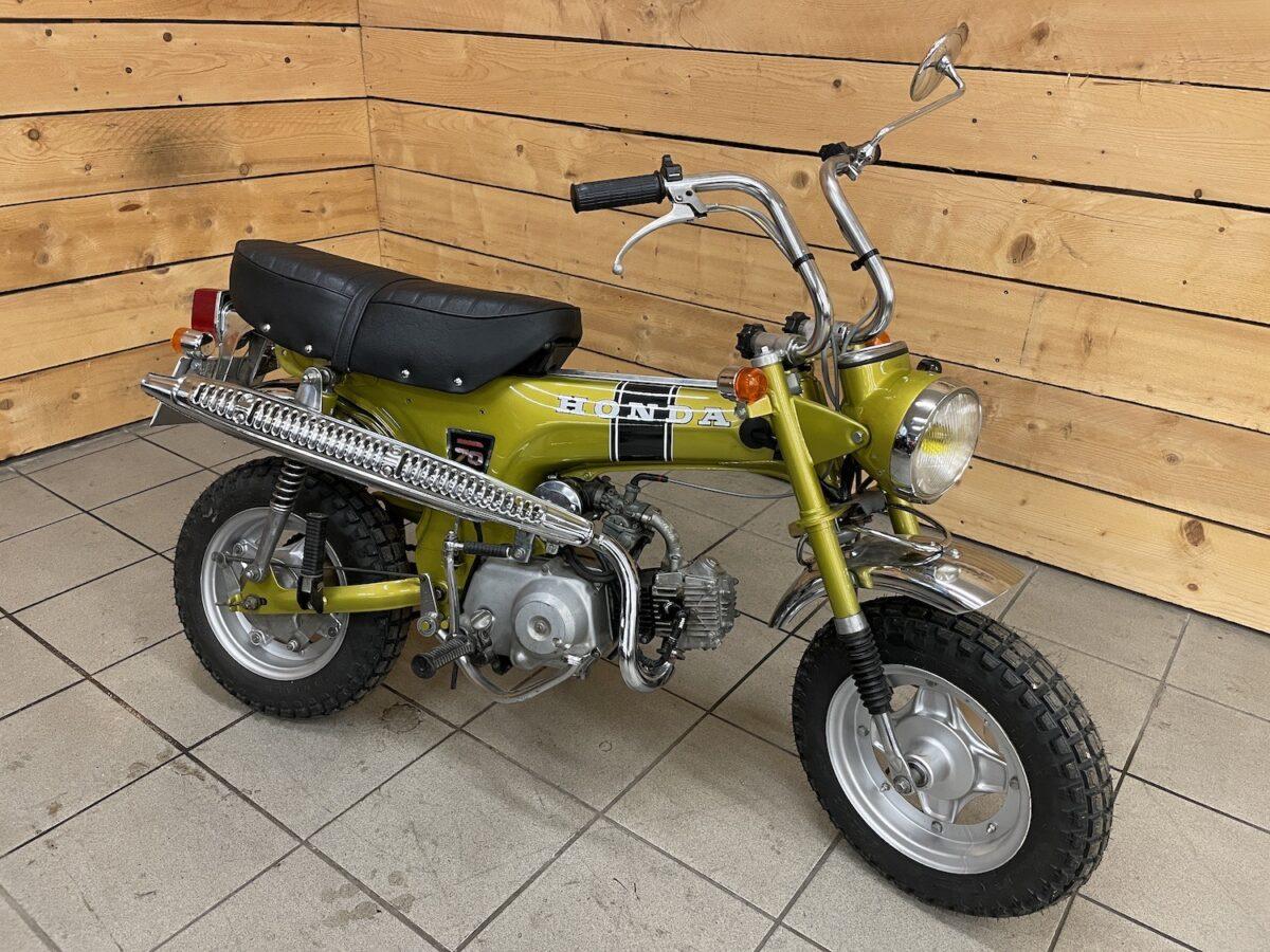 Honda Dax – La grande histoire du légendaire mini-trail