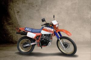 Honda XL600R Paris-Dakar