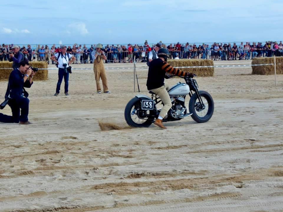 Encore une belle participation de Christophe Couriant à la Normandy Beach Race !