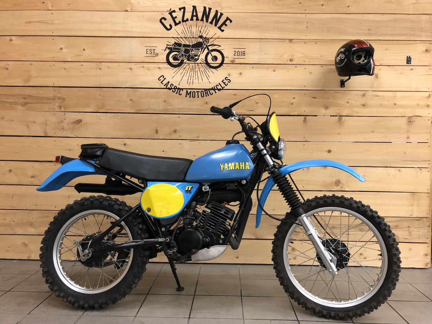 Yamaha IT 175
